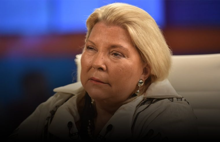 """Carrió apuntó a Cristina por preparar un """"golpe al Poder Judicial"""""""
