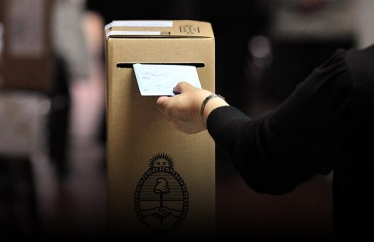 Llegaron las urnas para las PASO a Pergamino
