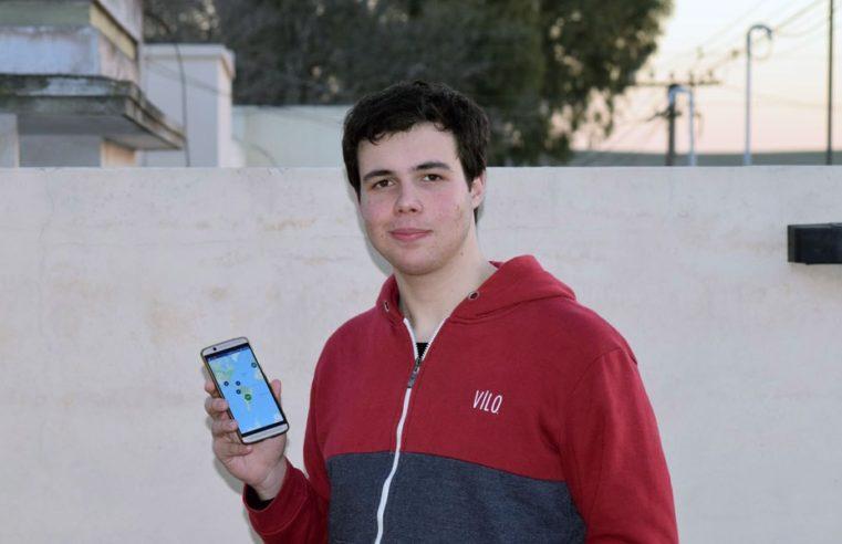 Ayumapp: una aplicación solidaria creada por un joven de 17 años