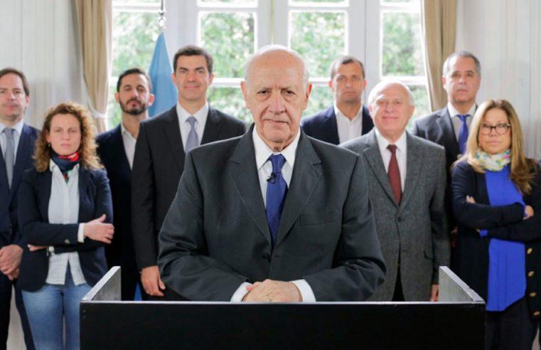 Lavagna y Espert piden suspender la campaña por la crisis económica