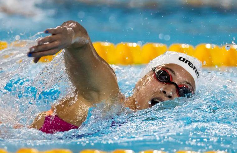 Delfina Pignatiello se colgó su primera medalla de oro en los Juegos Panamericanos