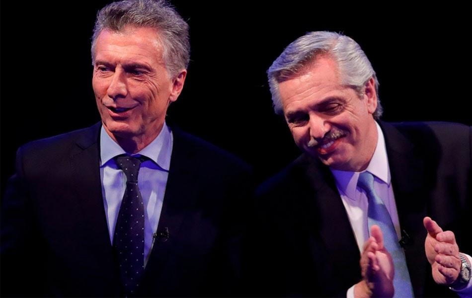 Según la 1ra. encuesta posdebate, la 'paliza' de Macri fue insuficiente