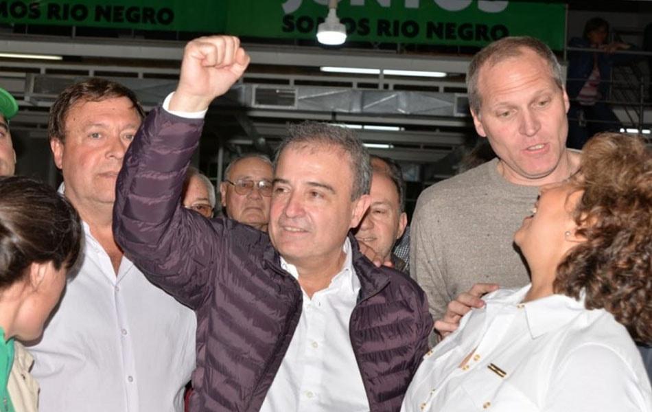 El nuevo intendente de Viedma dijo que votará por Alberto Fernández
