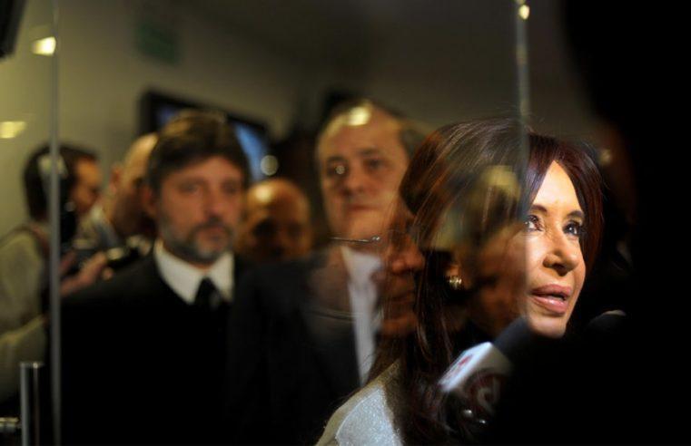Cristina toma el control de toda la estructura de seguridad