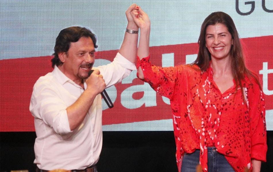 Gustavo Sáenz ganó la elección y será el nuevo gobernador de Salta