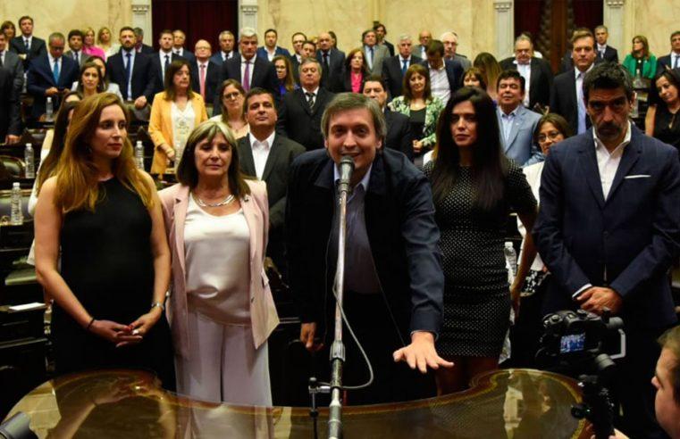 Curiosidades en la jura de Diputados: Redonditos de Ricota, por Carrió y por el aborto
