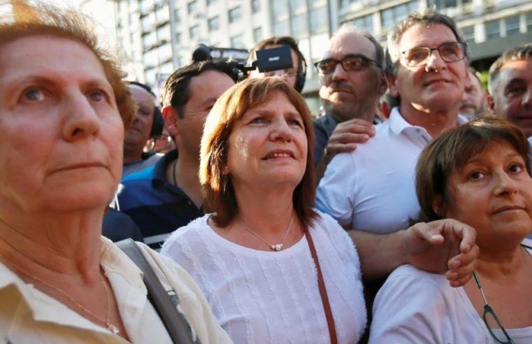 Larreta y Vidal le intervienen el partido a Patricia tras el comunicado