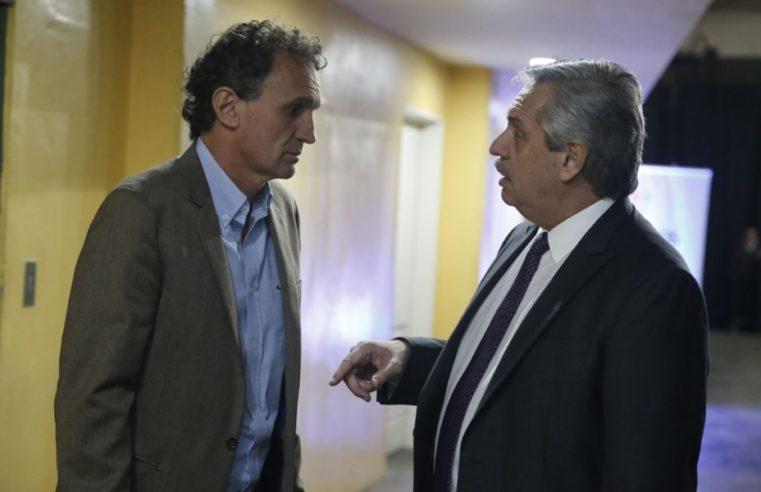Alberto Fernández concentra su agenda en Olivos