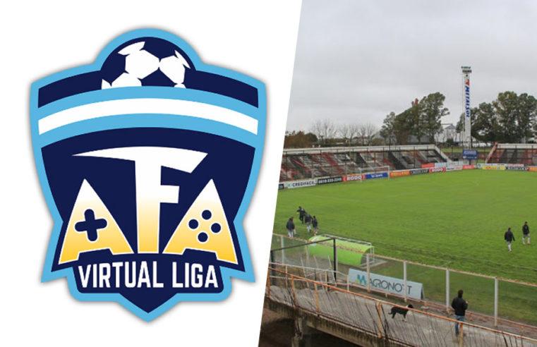 Douglas participará de una Liga Virtual de PES