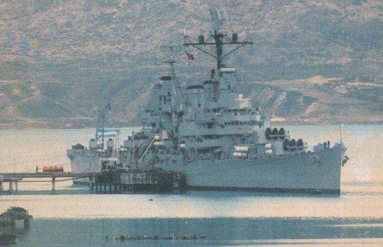 Cuando el Crucero General Belgrano era el Acorazado Phoenix y tuvo un impactante bautismo de fuego en Pearl Harbor