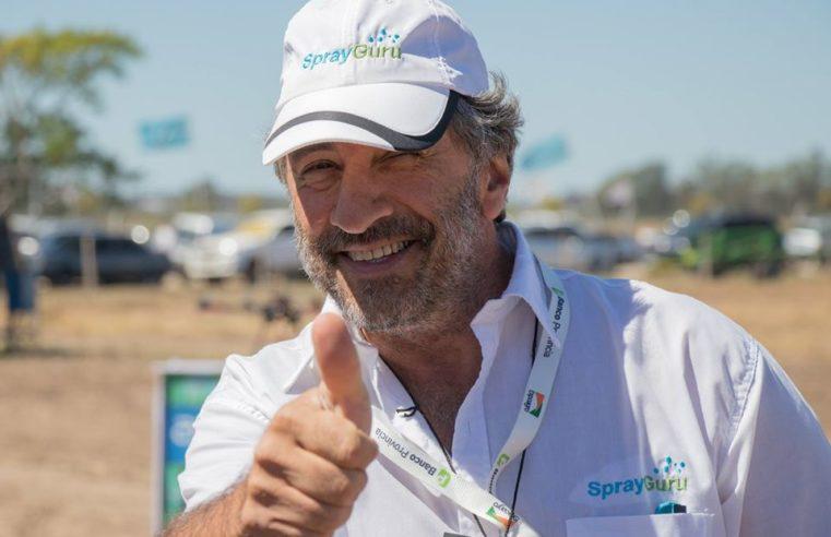 Jorge Calvigioni: un emprendedor nato en Pergamino