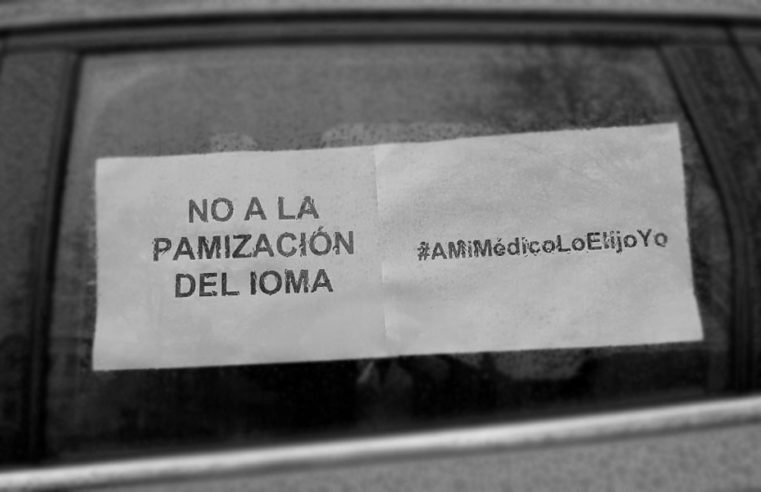 Tras las protestas, IOMA asegura que mantendrá como prestadores a todos los médicos de La Plata