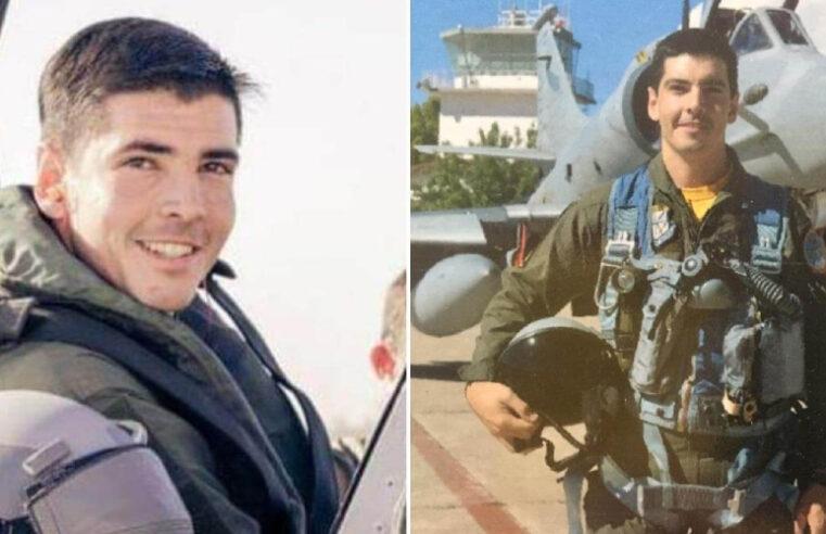 """""""Buen vuelo, cazador"""": el emotivo homenaje al piloto que murió en un accidente en Córdoba"""