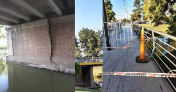"""¿Cómo sigue la futura obra del puente Colón-Illia? Se abrieron los sobres y la Municipaldid habló de un puente """"absolutamente distinto"""""""