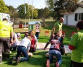 SAME y Defensa Civil capacitaron al personal del Jardín Maternal del INTA